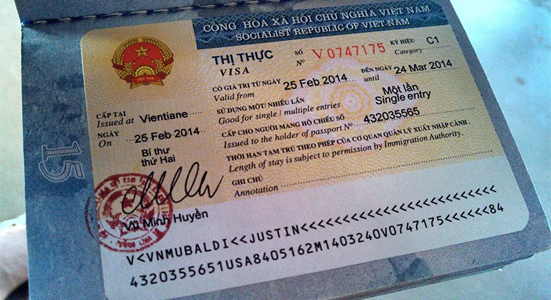 All about Vietnam Visa for foreign tourists