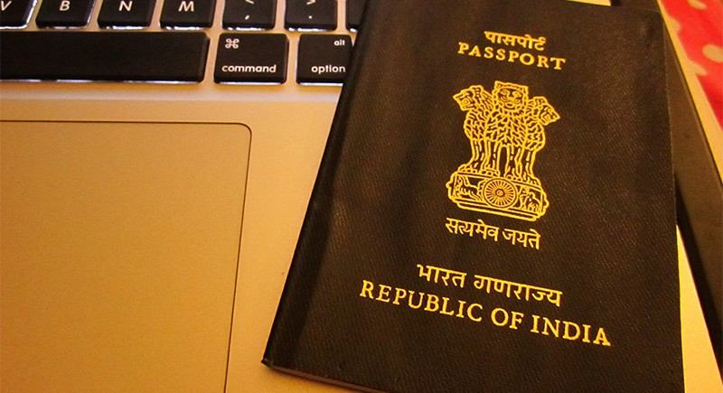 India passport vietnam visa
