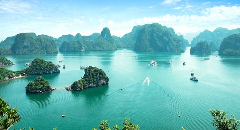 Halong tourism vietnam visa