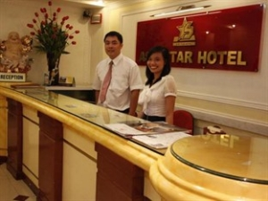 asia star hotel - special rates-for-online vietnam visa clients hanoi