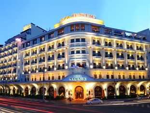 majestic hotel saigon - special offers for online vietnam visa clients