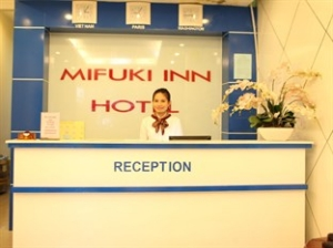 mifuki inn hotel in saigon - special offer for vietnam visa on arrival clients