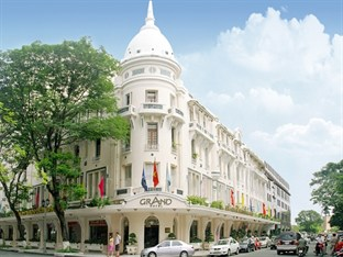 saigon grand hotel accommodation - special offers for vietnam visa online service clients