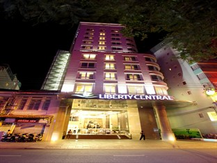 saigon liberty central hotel - best offer for vietnam visa on arrival clients