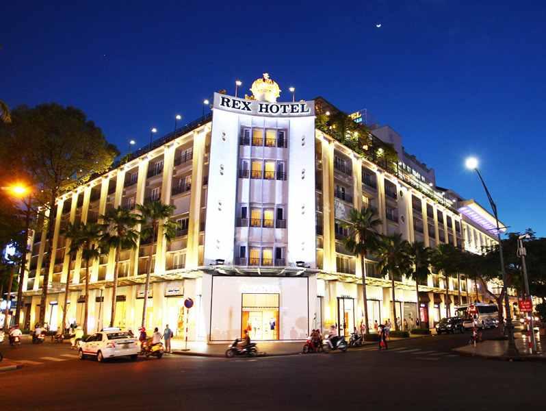saigon Rex hotel - special rates for online vietnam visa clients
