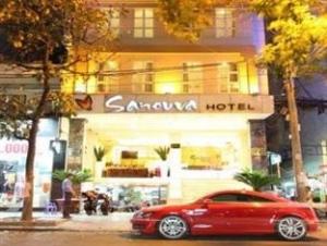 sanouva hotel in saigon - best rates for online vietnam visa clients