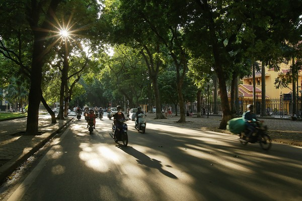 hanoi in its most beautiful days - vietnam visa online portal