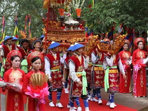 Festival schedule in Vietnam in November 2014