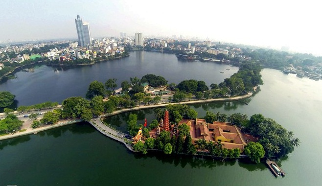 the beauty on the most romantic road hanoi - visa on arrival for vietnam