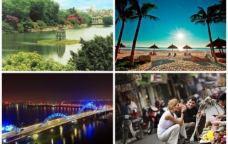 Hanoi - Danang among best destinations in Asia - Travel to Vietnam - Visa for Vietnam