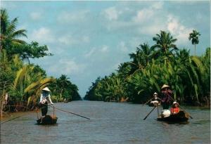 Travel to Mekong Delta River in Vietnam - Vietnam-visa.com