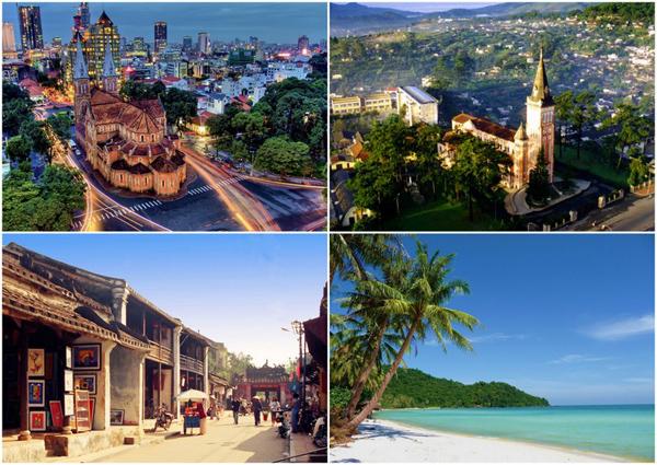 Amazing spots in Vietnam for romantic weekend - Vietnam visa on arrival