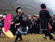 Gau Tao Festival of Mong People in Lao Cai - Vietnam visa on arrival application