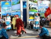 Moscow fair to promote Vietnam Tourism - Visa to Vietnam