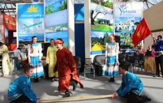Moscow fair to promote Vietnam Tourism - Visa to Vietnam