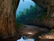 Breathtaking Son Doong Cave in Quang Binh Vietnam visa tour