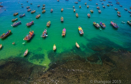 Vietnam – view from the sky