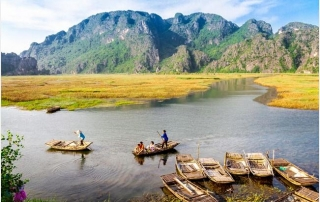 Vietnam - an ideal place to travel in Autumn - news on Vietnam-visa.com