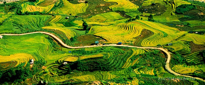 Y Ty Village in Northern Vietnam