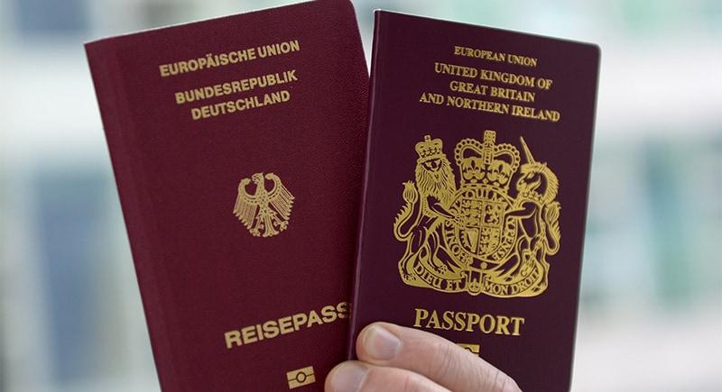 German Passport – the World's Most Powerful Passport