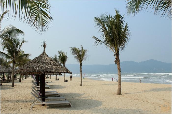 Staying on beautiful beach of Vietnam - Vietnam visa - partner of Amilliontravels