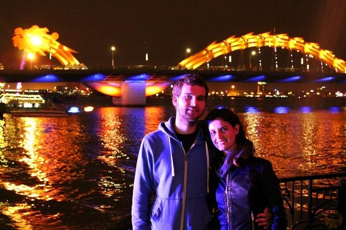 Couple of A Million Travels Blog - Vietnam Visa partner