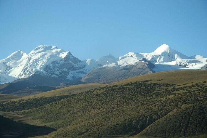 China's Tibet beauty of the Hoh Xil - Vietnam visa