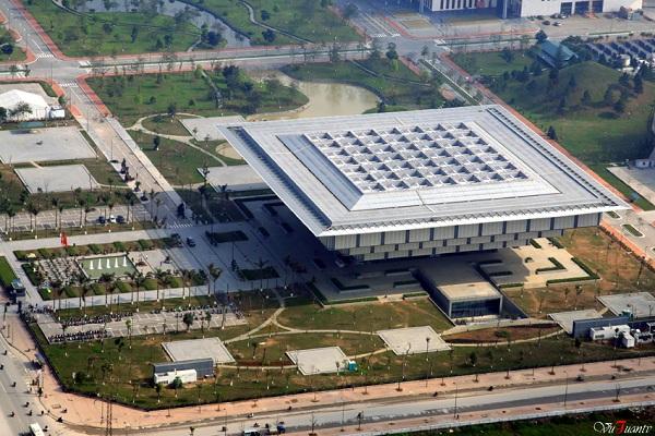 Panorama of Hanoi Museum