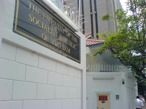 Vietnam Embassy in Bangkok
