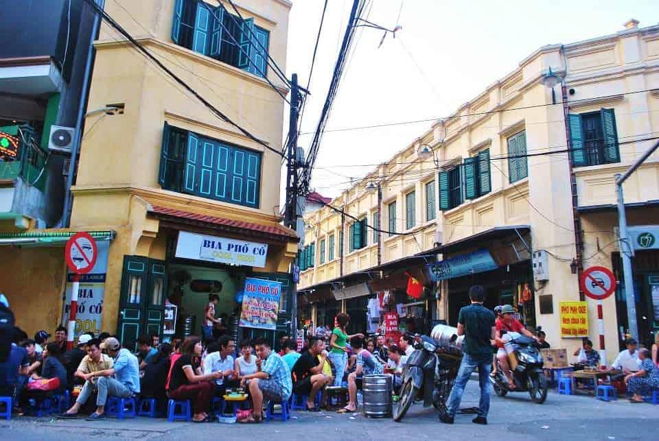 Bia Hoi Hanoi - things to do in Hanoi