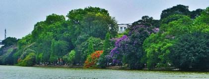 Hoan Kiem Lake - Hanoi - things to do - Vietnam visa