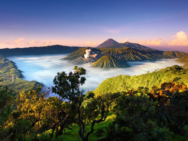 The Island of Java - Indonesia - Vietnam visa