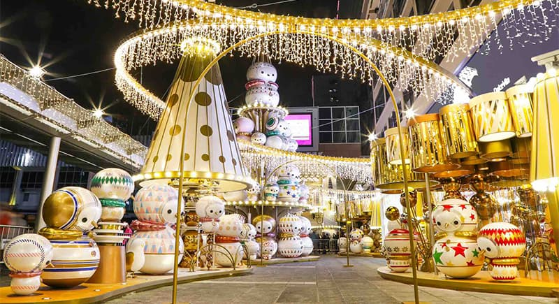 A Christmas note from Deals Hong Kong for group buy gift shopping