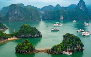 Halong bay - Vietnam - Visa