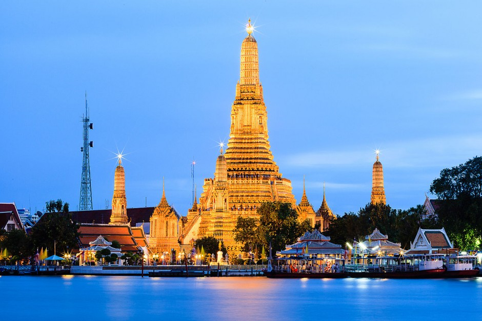 Thai temples - Vietnam visa