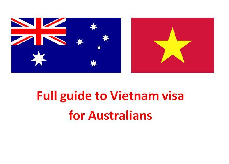 Guide to Vietnam visa for Australians