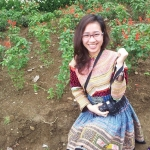 Vicky Lai - Vietnam visa team