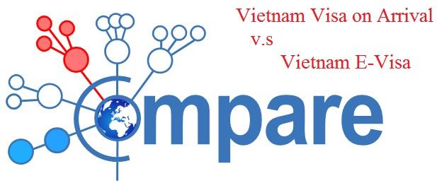 Vietnam visa on arrival v.s Vietnam E-visa
