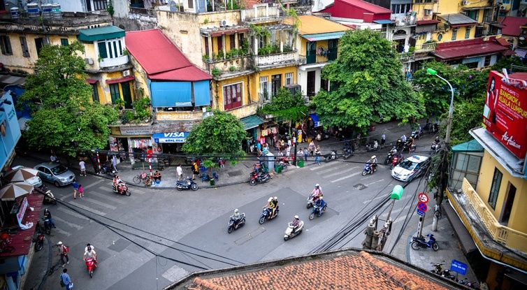 Hanoi Old Quarter - Apply Vietnam visa online