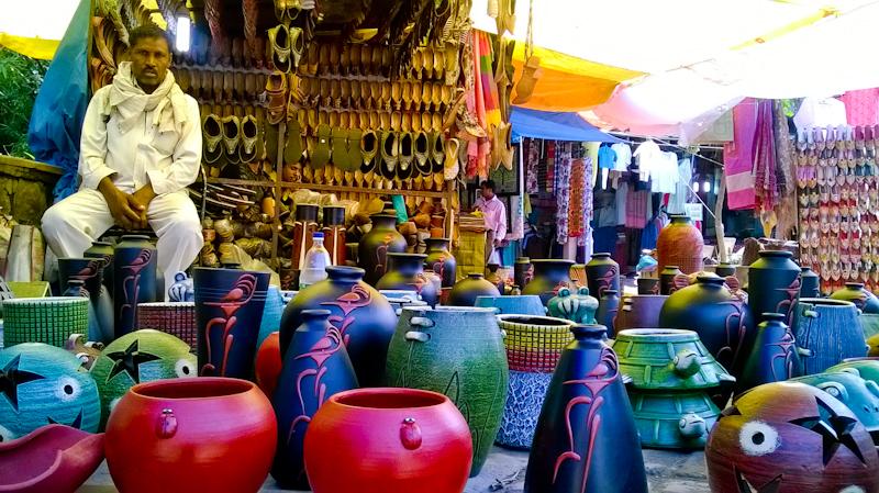 Delhi India - a shopping paradise - Vietnam visa