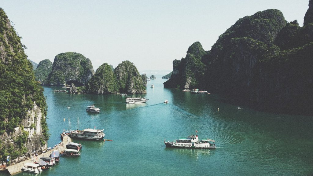 Halong bay - Vietnam visa