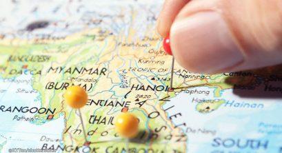 Vietnam travel recommendations basing on regions