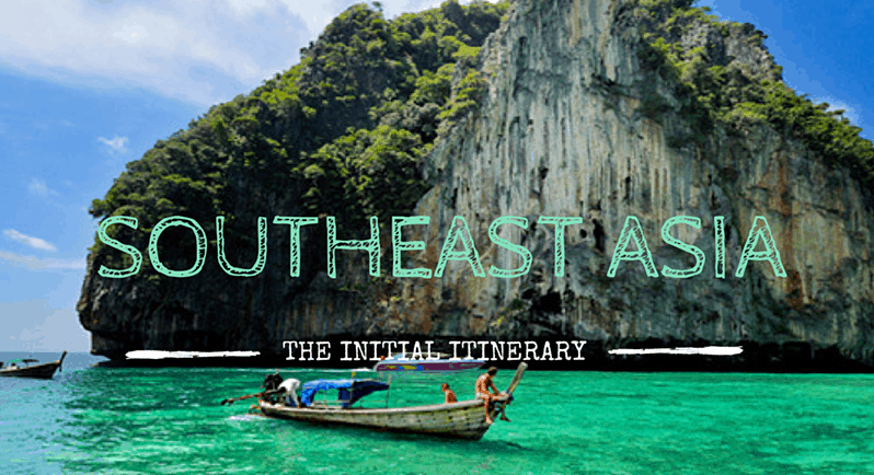 Southeast Asia for New Zealanders – What to know about visa & travel