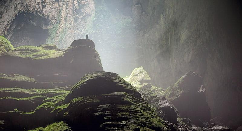 Son Doong cave Vietnam visa