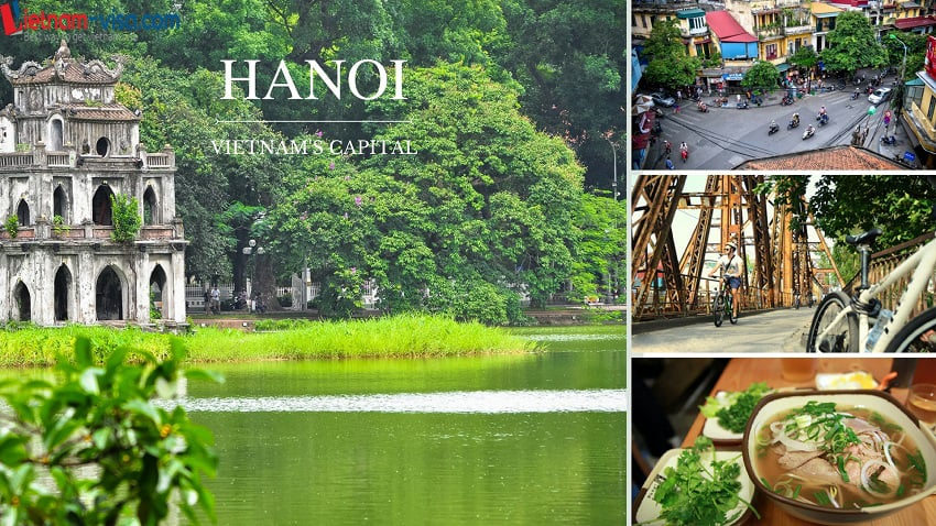 Hanoi among best destinations to visit in Vietnam - Vietnam Visa