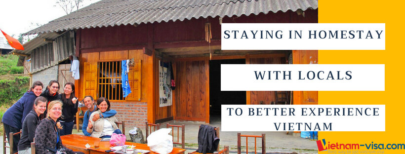 Staying with locals in homestay to better experience Vietnam - Vietnam visa for US