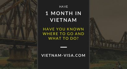 A Perfect One Month Itinerary in Vietnam