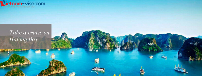 Explore Ha Long Bay - Vietnam trip - Vietnam visa