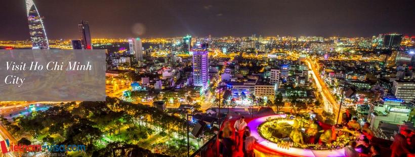 A trip to Ho Chi Minh City - Vietnam visa
