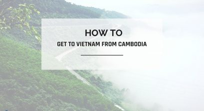 How to get to Vietnam from Cambodia